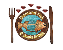 Diamond Fish Logo